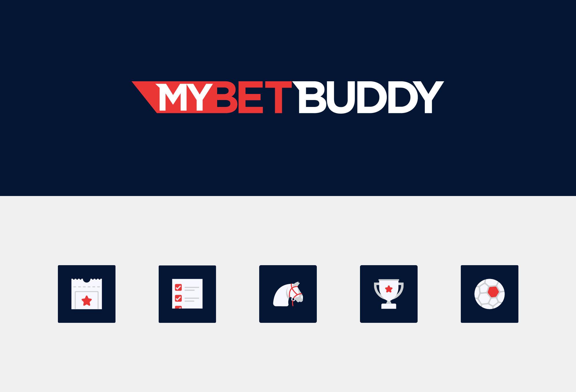 MyBetBuddy Logos
