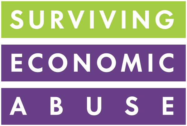 End Economic Abuse Logo